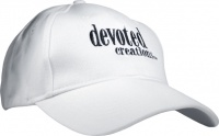 Бейсболка White Devoted Hat