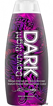 Крем для загара Ed Hardy Down Right Dark™