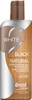 Крем для солярия White 2 Black: Natural Bronzer™