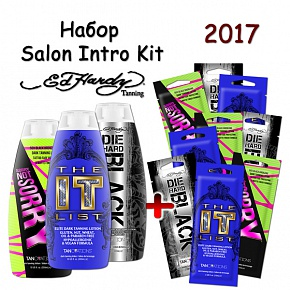 Набор Ed Hardy Salon Introduction Kit