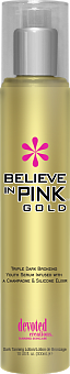 Крем для загара Believe in Pink Gold™