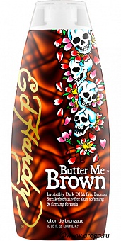 Крем для загара Ed Hardy Butter Me Brown™