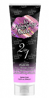 Крем для солярия So Naughty Nude 2 in 1 Sunless™
