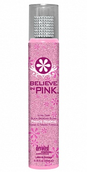 Крем для загара Believe in Pink Private Reserve™