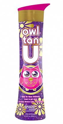 Крем для загара Owl Tan U™
