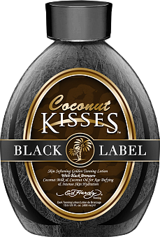 Крем для солярия Ed Hardy Coconut Kisses - Black Label™