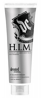 Шампунь и гель для душа H.I.M. Body Wash & Shampoo™