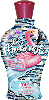 Крем для солярия Let's Flamingle™