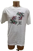 Футболка унисекс T-Shirt Ed Hardy KOI FISH