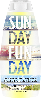 Усилитель загара Ed Hardy Sun Day Fun Day™
