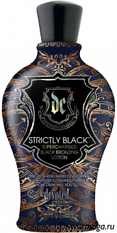 Крем для загара Strictly Black™